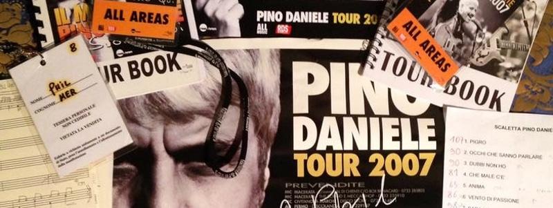 Phil Mer Pino Daniele