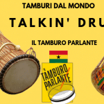 Talkin' Drum, il tamburo parlante