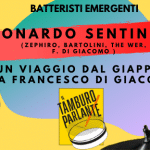 Leonardo Sentinelli, un viaggio dal Giappone a Francesco Di Giacomo