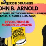 John Arnold, revolutions in modern drumming