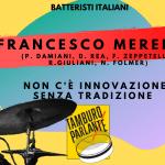 Francesco Merenda, non c'è innovazione senza tradizione