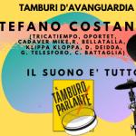 Stefano Costanzo, il suono è tutto