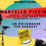Marcello Piccinini, un noisemaker per Dardust