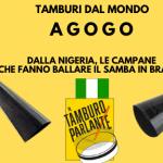 Agogo, dalla Nigeria le campane che fanno ballare il samba in Brasile
