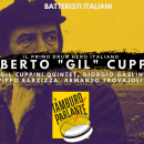 Gil Cuppini, il primo drum hero italiano