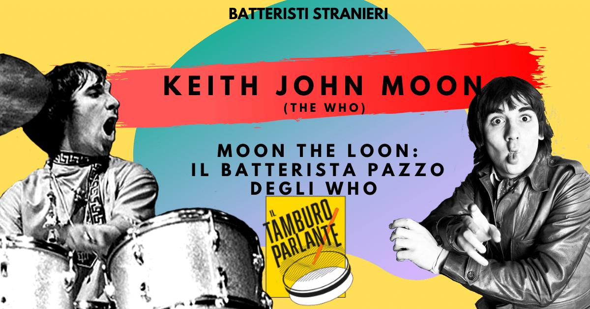 keith moon who
