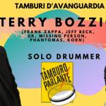 Terry Bozzio, solo drummer