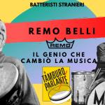 Remo Belli, il genio che cambiò la musica
