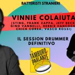 Vinnie Colaiuta, il session drummer definitivo