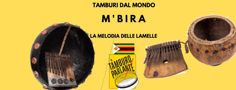 M'bira_melodia delle lamelle_sanza