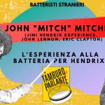 Mitch Mitchell, l'esperienza alla batteria per Hendrix