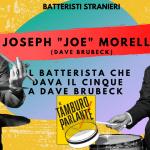 Joe Morello, il batterista che dava il cinque a Dave Brubeck