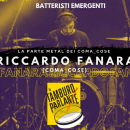 Riccardo Fanara, la parte metal dei Coma_Cose